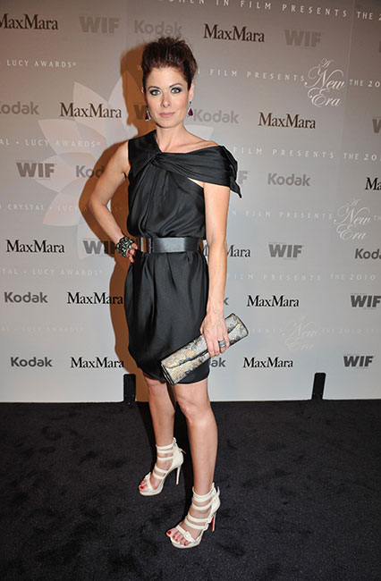 Debra Messing in Sportmax