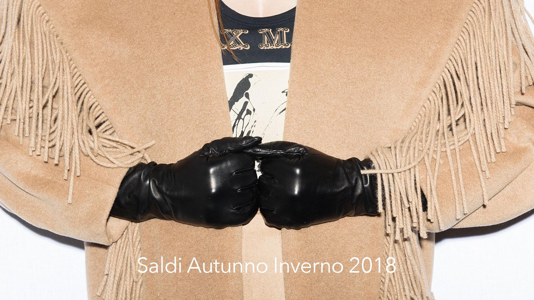 SALDI AUTUNNO INVERNO 2018