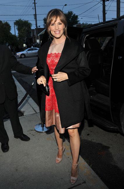 Jennifer Garner Toronto International Film Festival