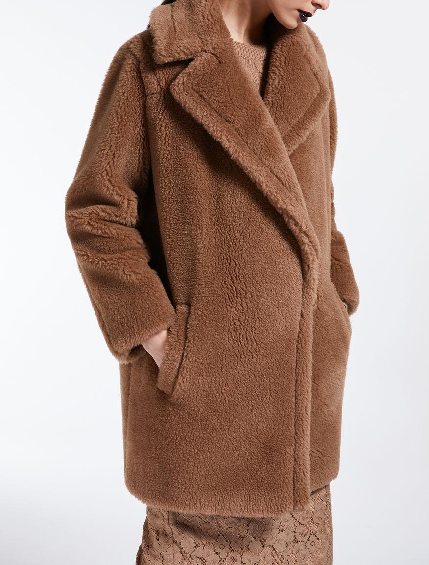 테디베어 코트