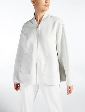 Scuba jersey jacket
