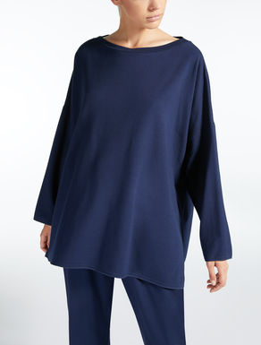 Viscose sweatshirt