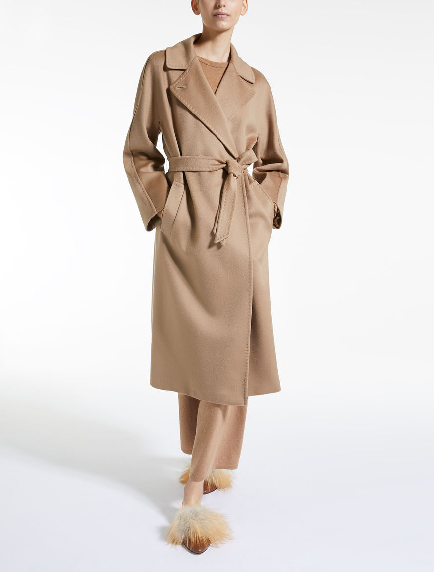 Max mara weekend mantel schwarz