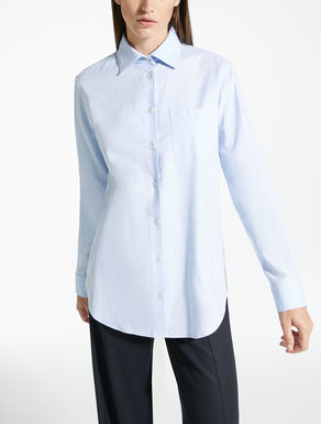 Panama cotton shirt