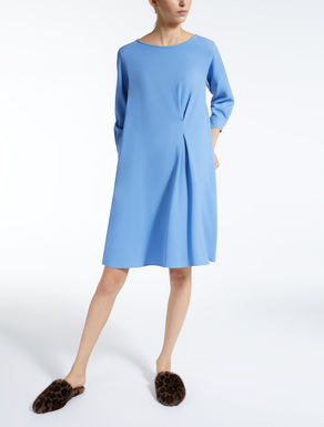 Viscose sable dress