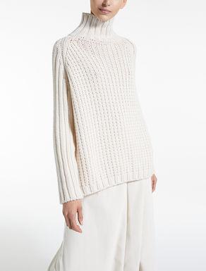 Pull en maille de laine
