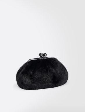 Medium Pasticcino Bag in mink