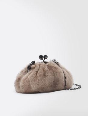 Mini Pasticcino Bag in mink