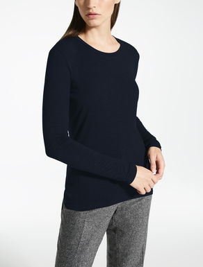 Viscose jersey jumper