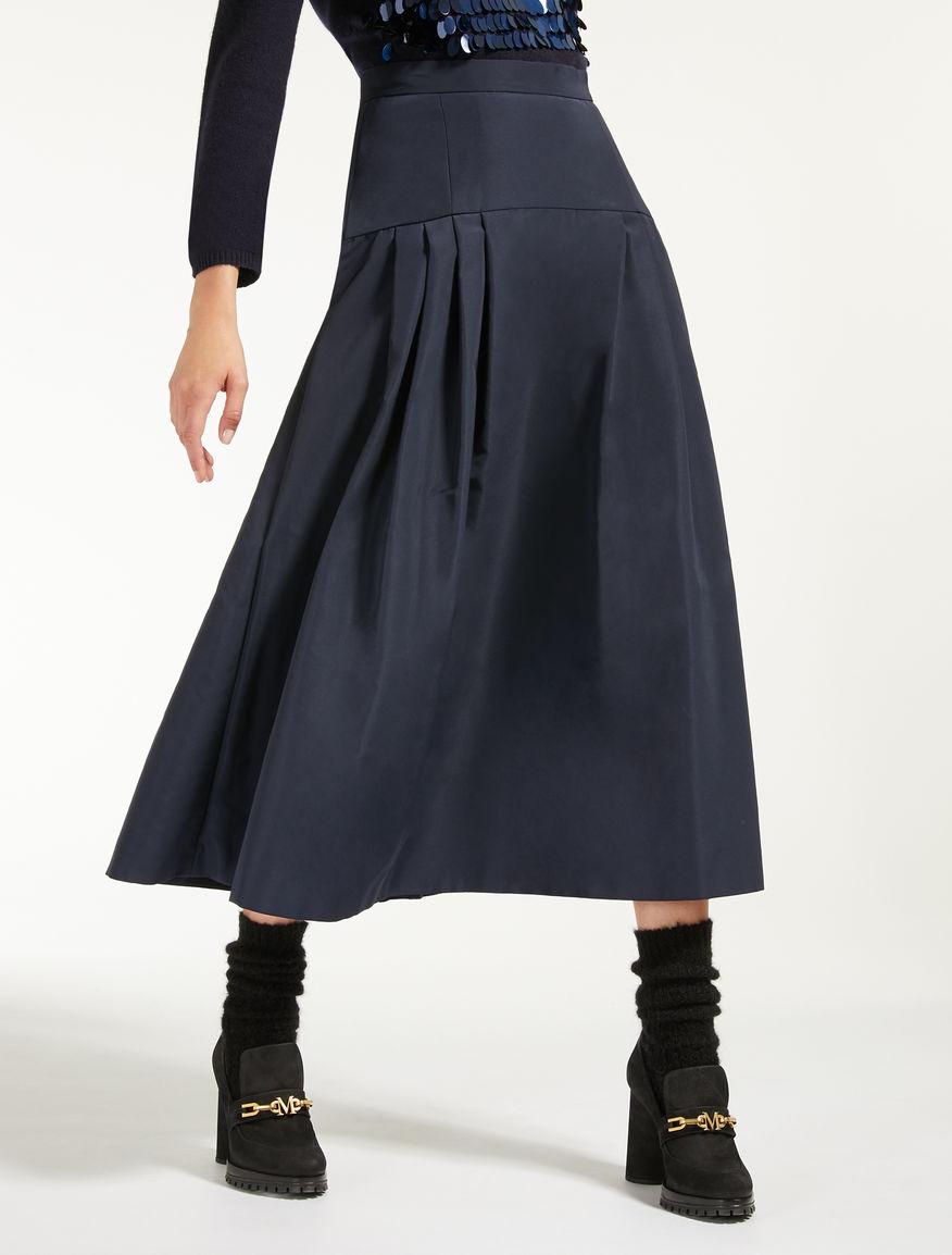 ポリエステル デュセスロング スカート