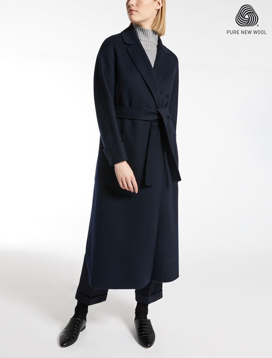 Sobretodo de pura lana