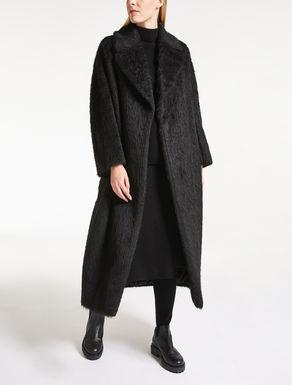 Suri alpaca coat