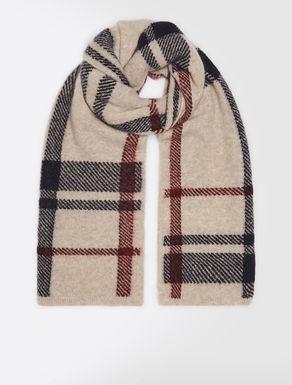 Mohair wool scarf
