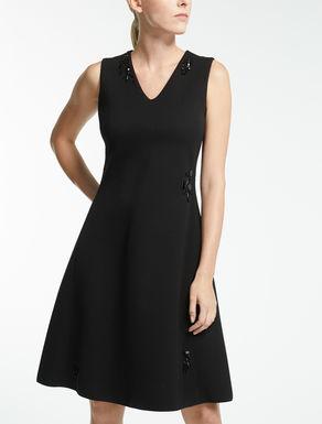 ビスコース ジャージードレス