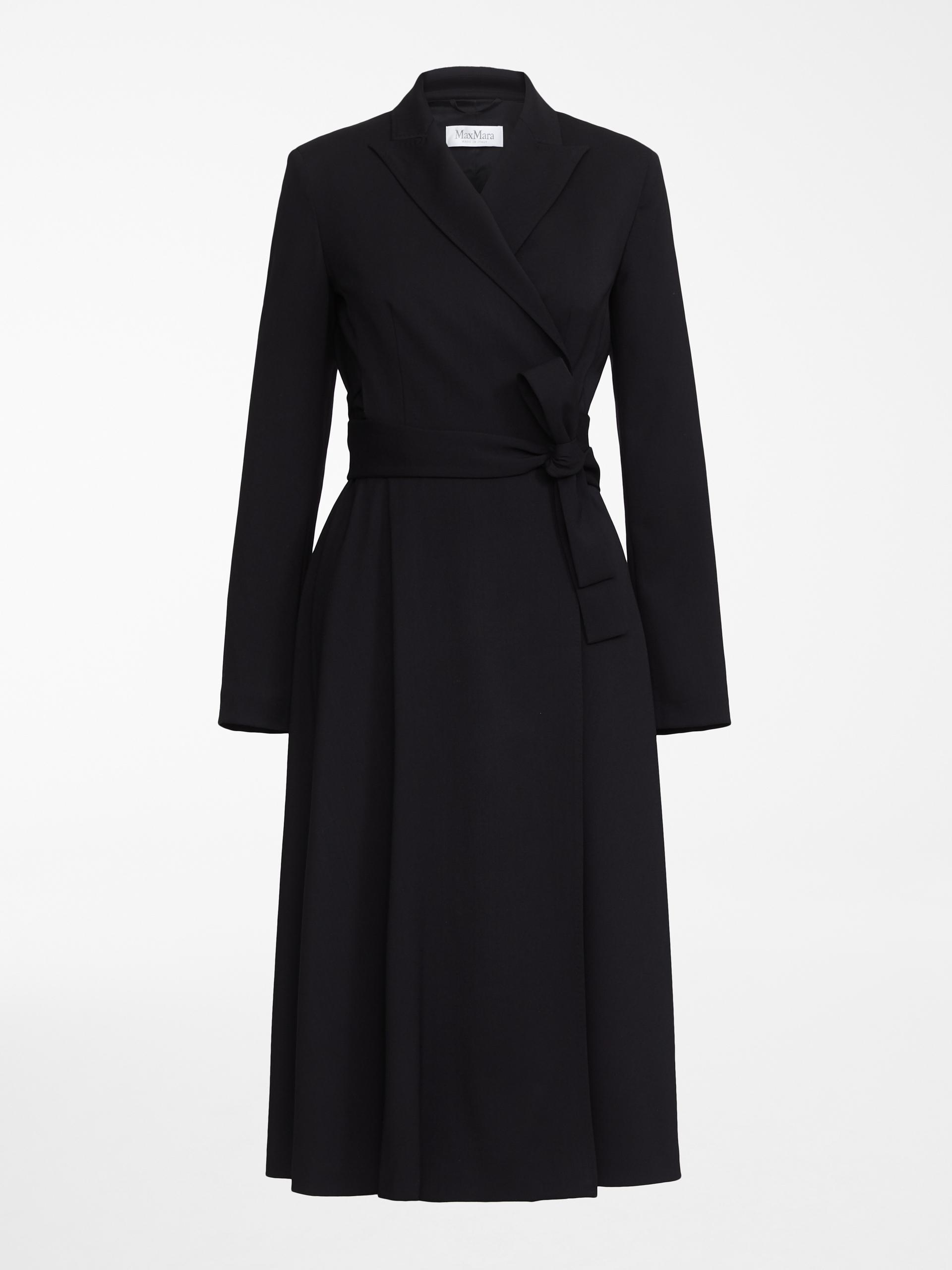 14e6fa4908e Wool crepe dress