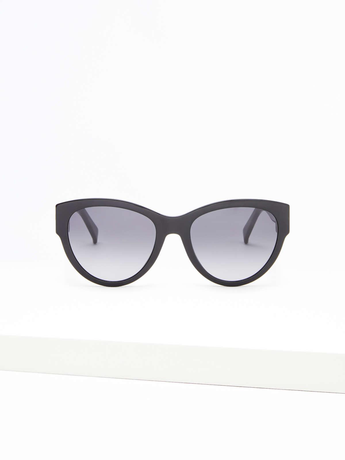 Max Mara - Cat-Eye-Sonnebrille - 1