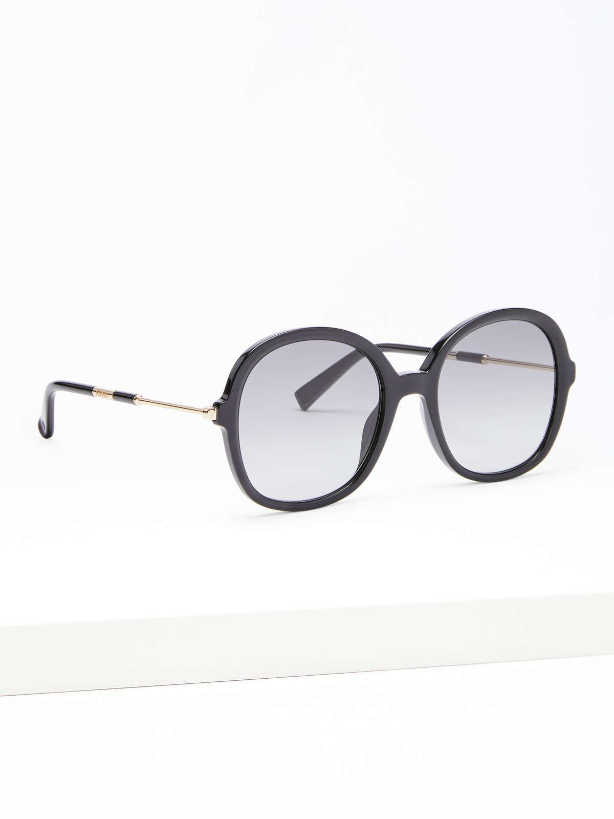 Max Mara - Oversize-Sonnenbrille - 2