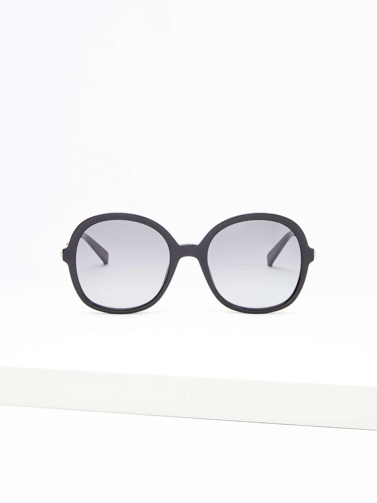 Max Mara - Oversize-Sonnenbrille - 1