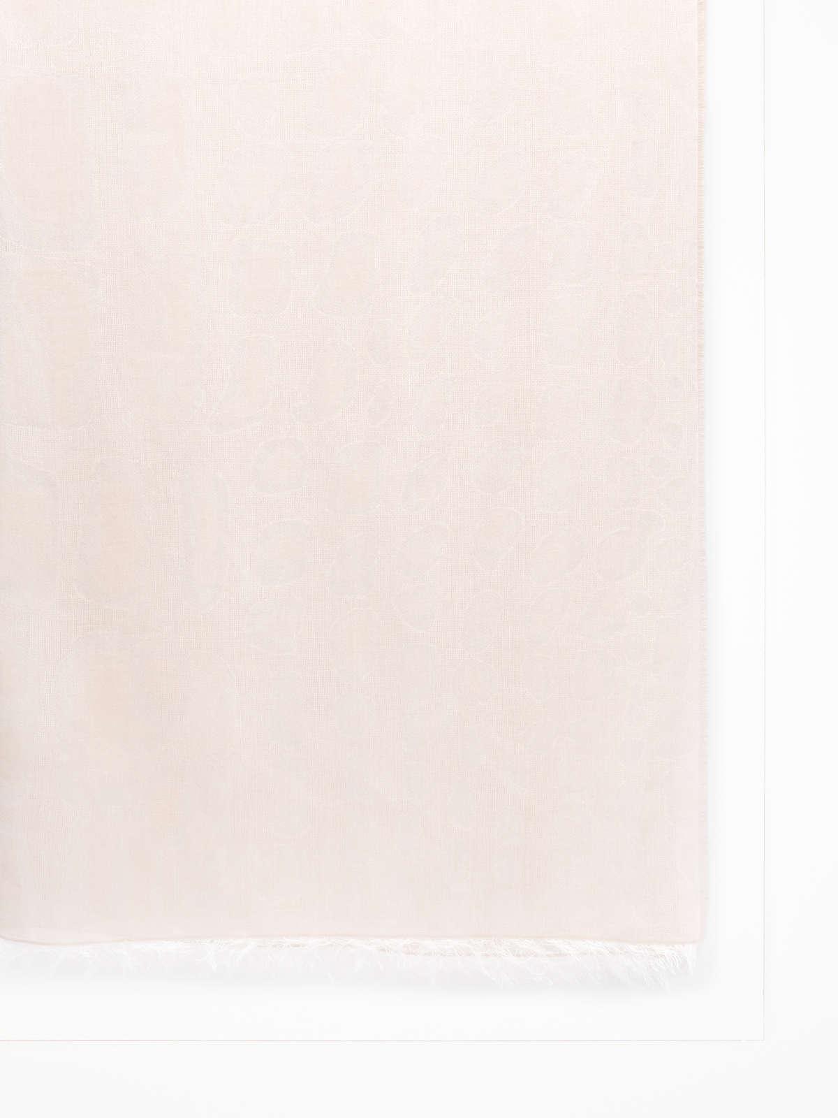 Max Mara - Foulard aus Baumwoll-Modal - 3