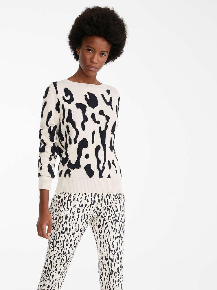 Cotton yarn jumper