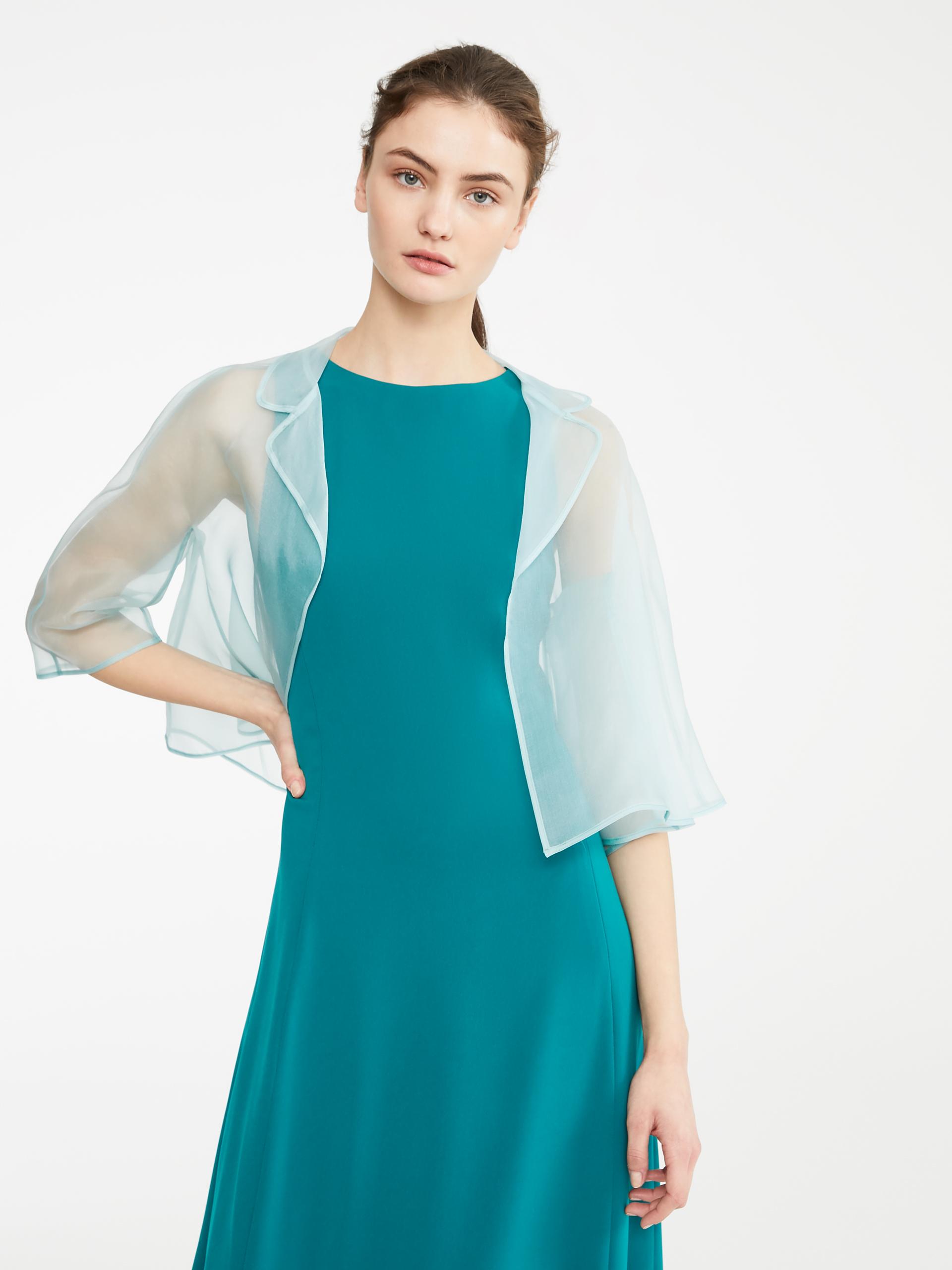 154f3f2a498 Silk organza jacket