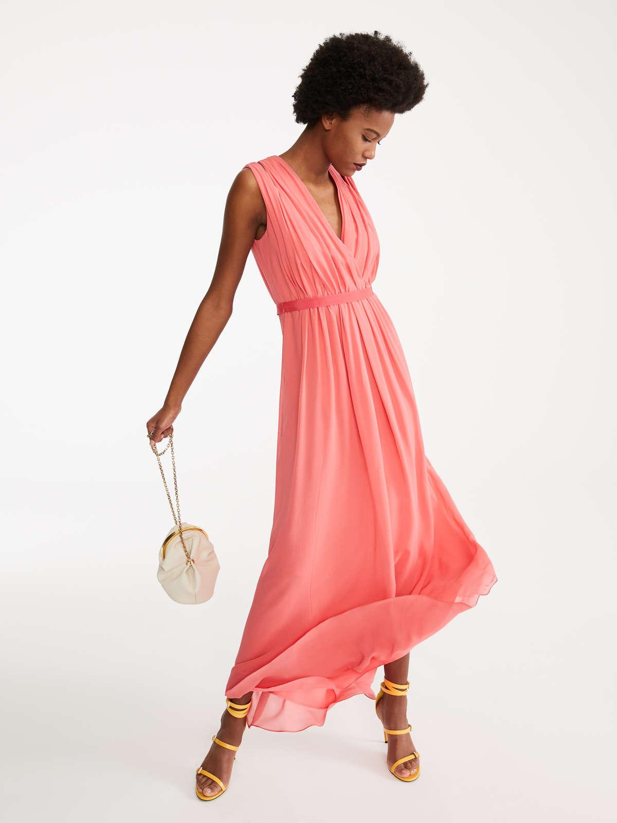 6fa75a2a8d8 Silk georgette dress