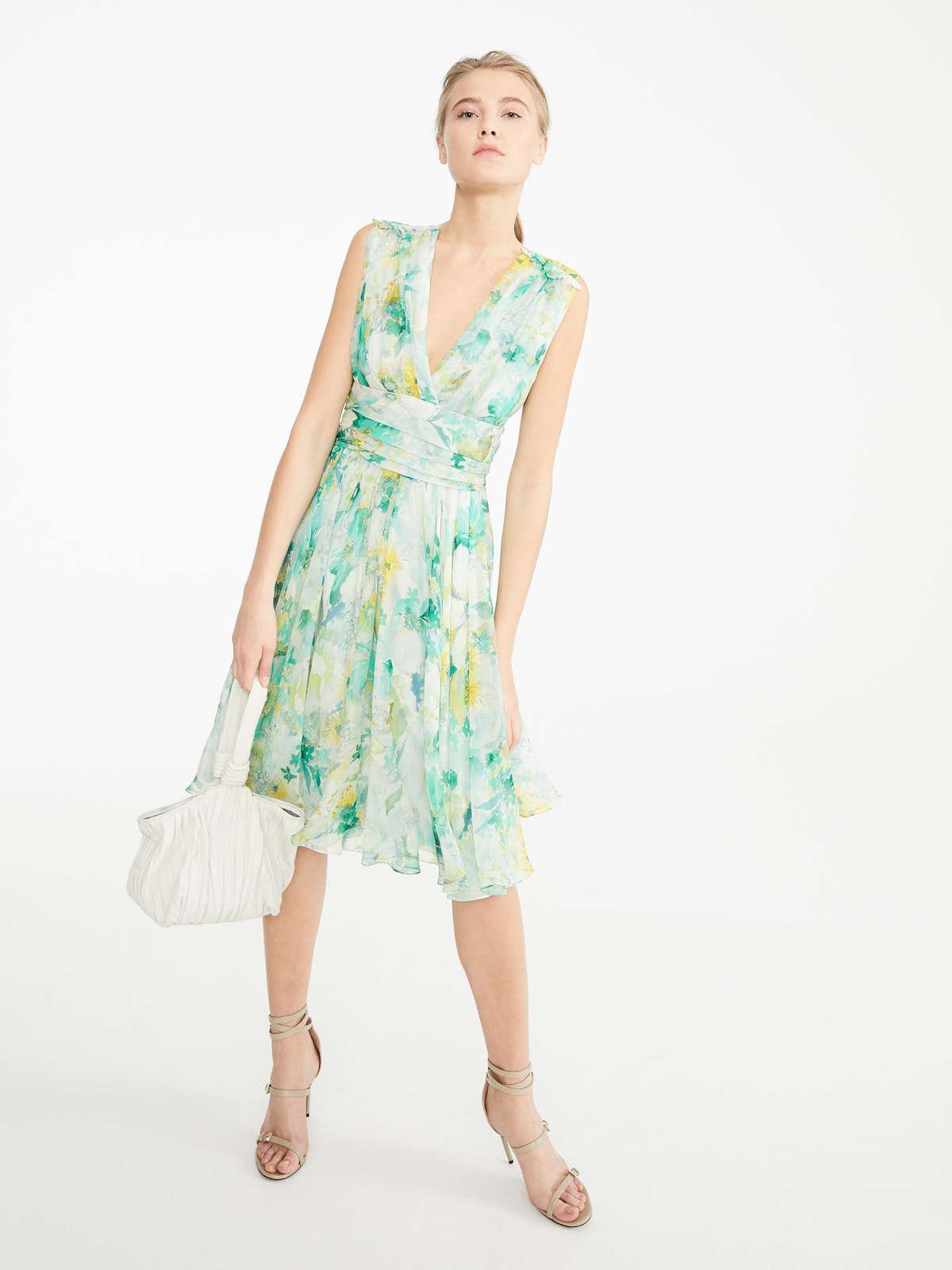 197ea958f8f Silk georgette dress