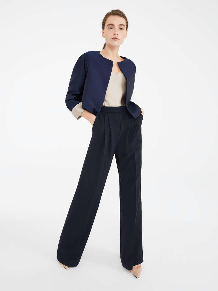 Duchess silk jumpsuit