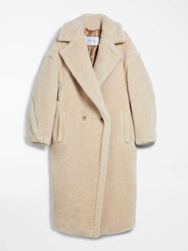 Cachemire Teddy Bear Coat