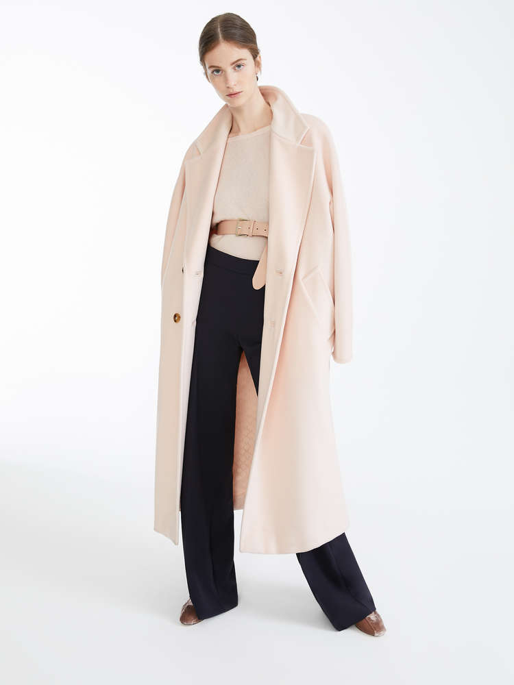 soft and light highly coveted range of check out Coats 101801 | Icon Coat | Max Mara