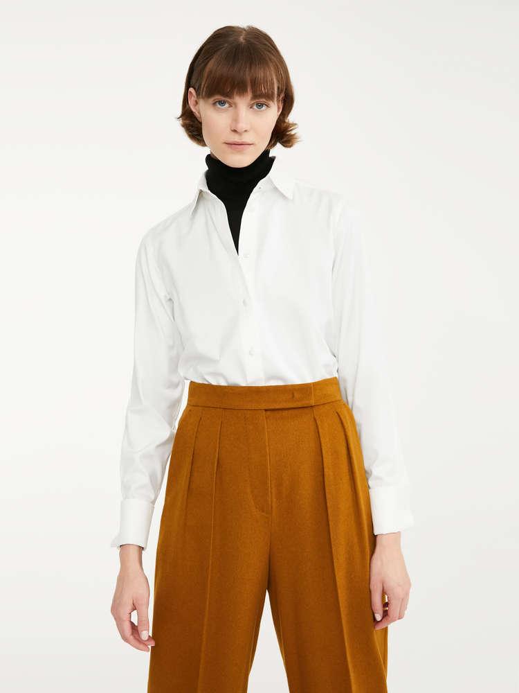 big sale be4d2 84f7a Camicie e Bluse Donna | Nuova Collezione 2019 | Max Mara