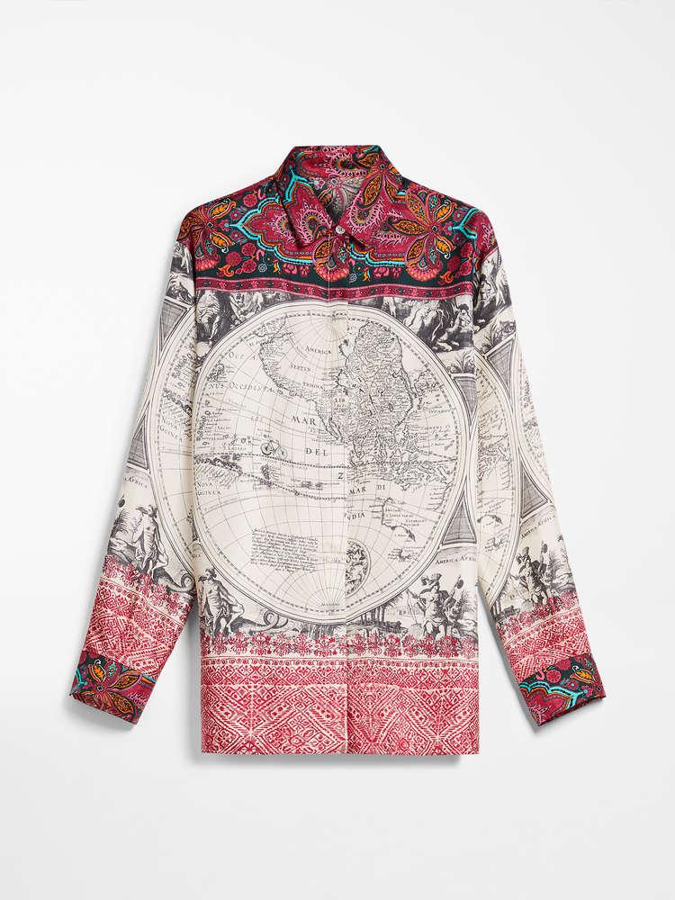 big sale 9466f 26076 Camicie e Bluse Donna | Nuova Collezione 2019 | Max Mara
