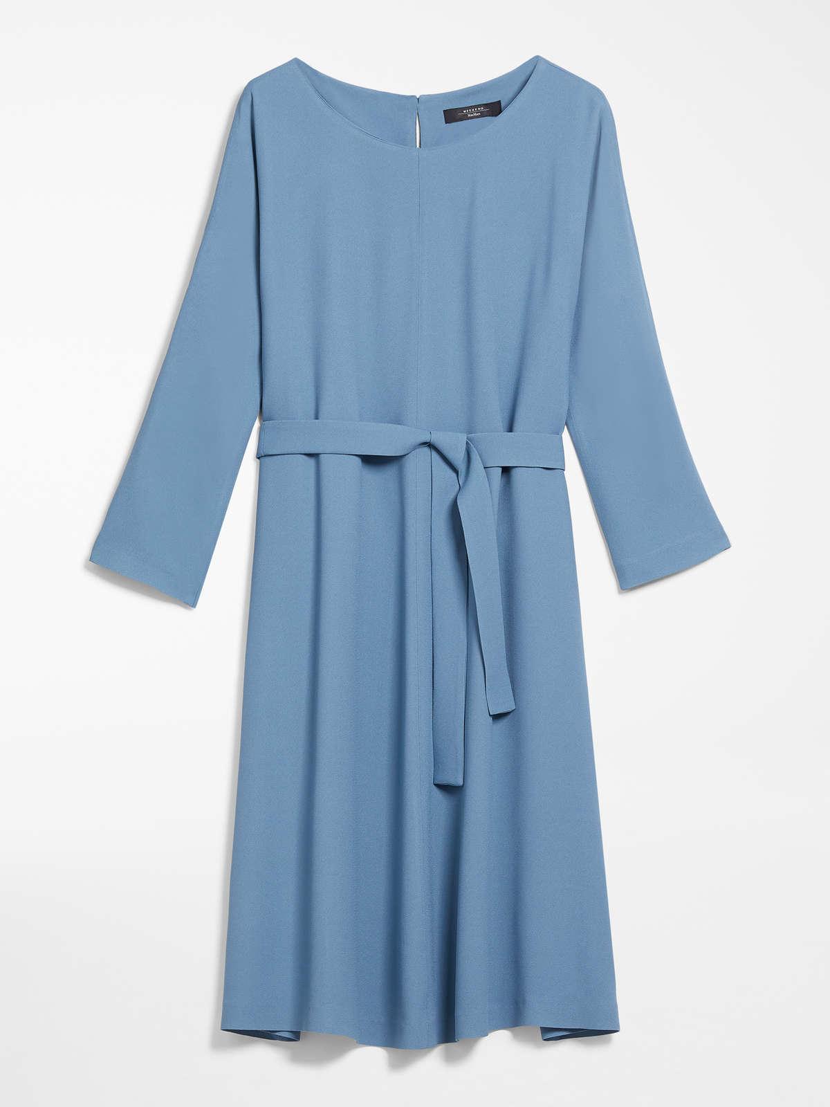 Viscose Sable Dress by Max Mara