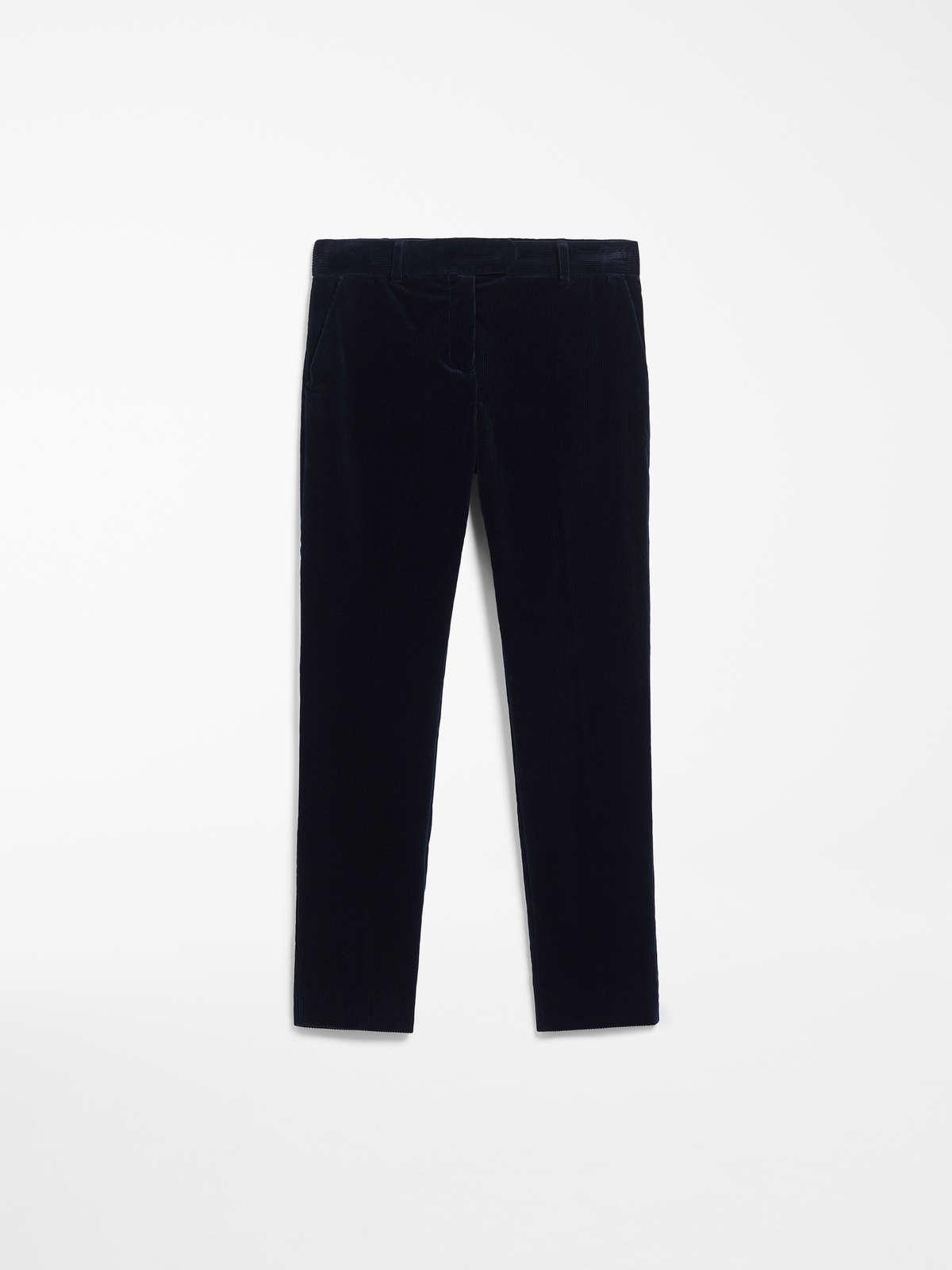 Corduroy Trousers by Max Mara