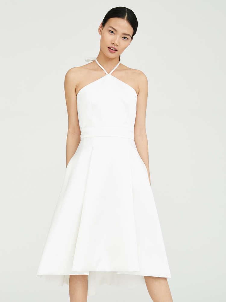 Dress in duchesse