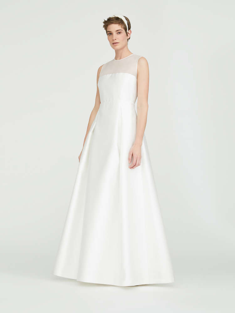 Vestiti Da Sposa Max Mara.Bridal Dresses New 2019 Collection Max Mara