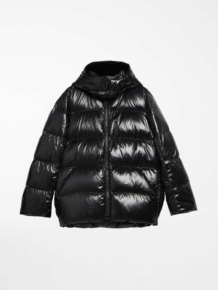 Water-repellent taffeta down jacket