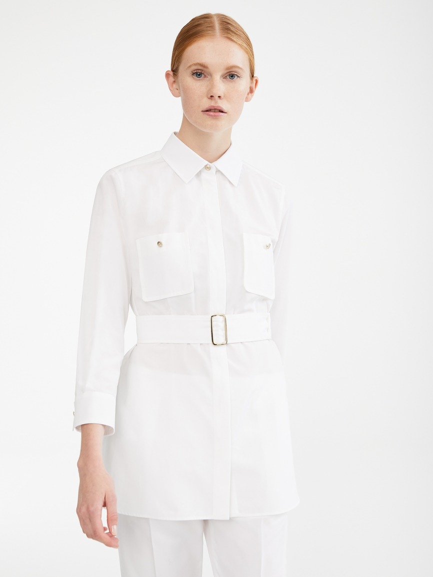 Women S Blouses And Shirts New 2019 Collection Max Mara