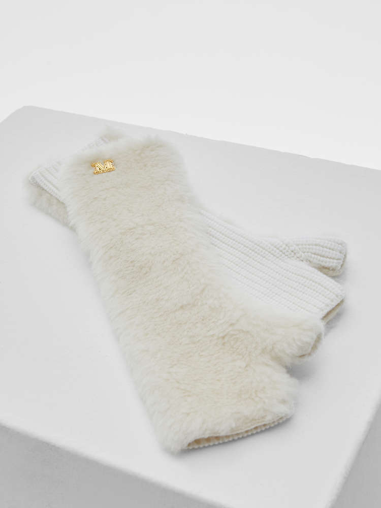 Muff Teddy gloves