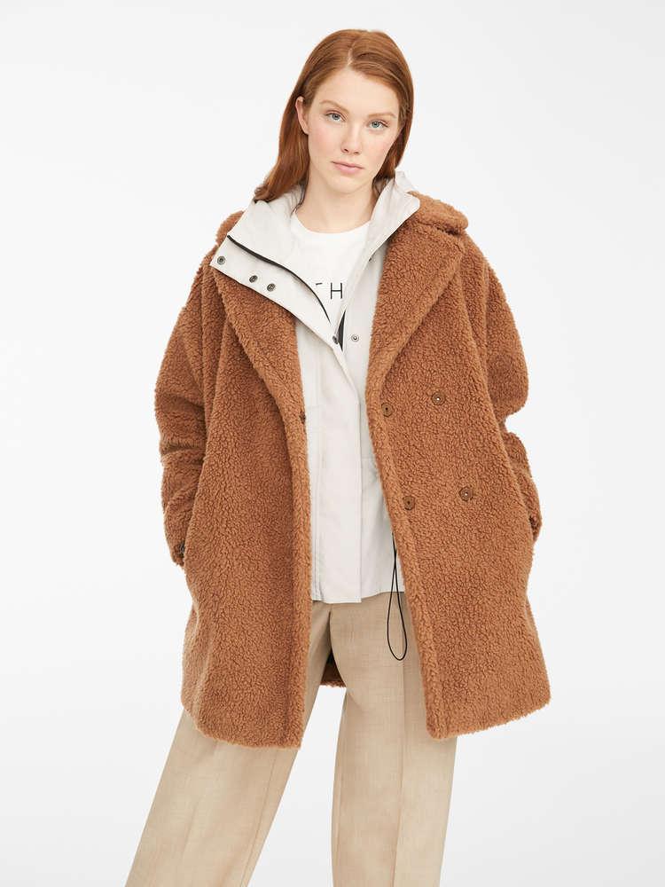 Water-repellent twill jacket