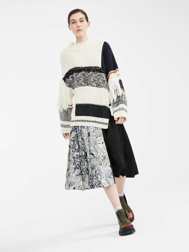 Re-Find pure wool jumper