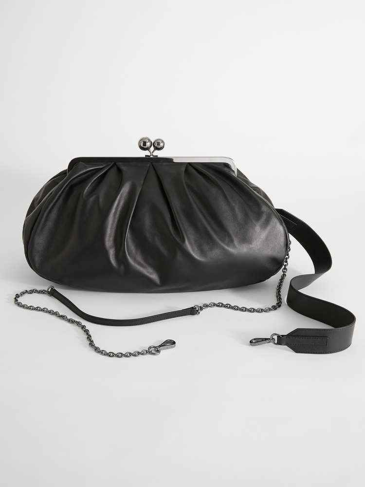 Large leather Pasticcino Bag