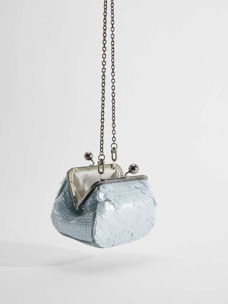 Small sequin Pasticcino Bag