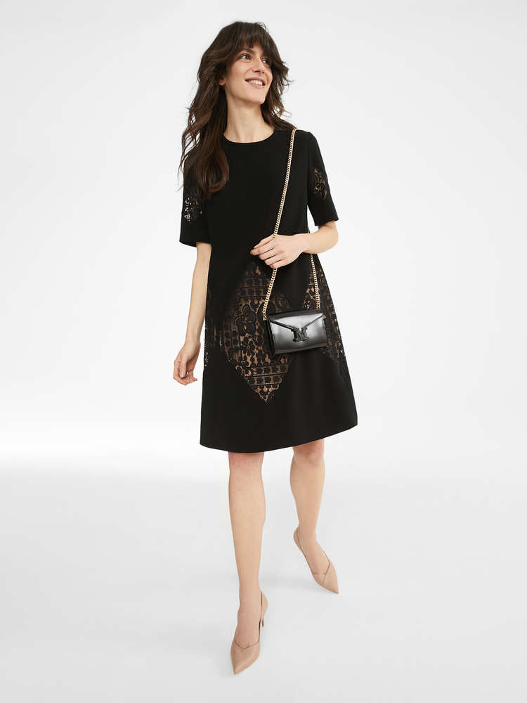 Cady and lace dress