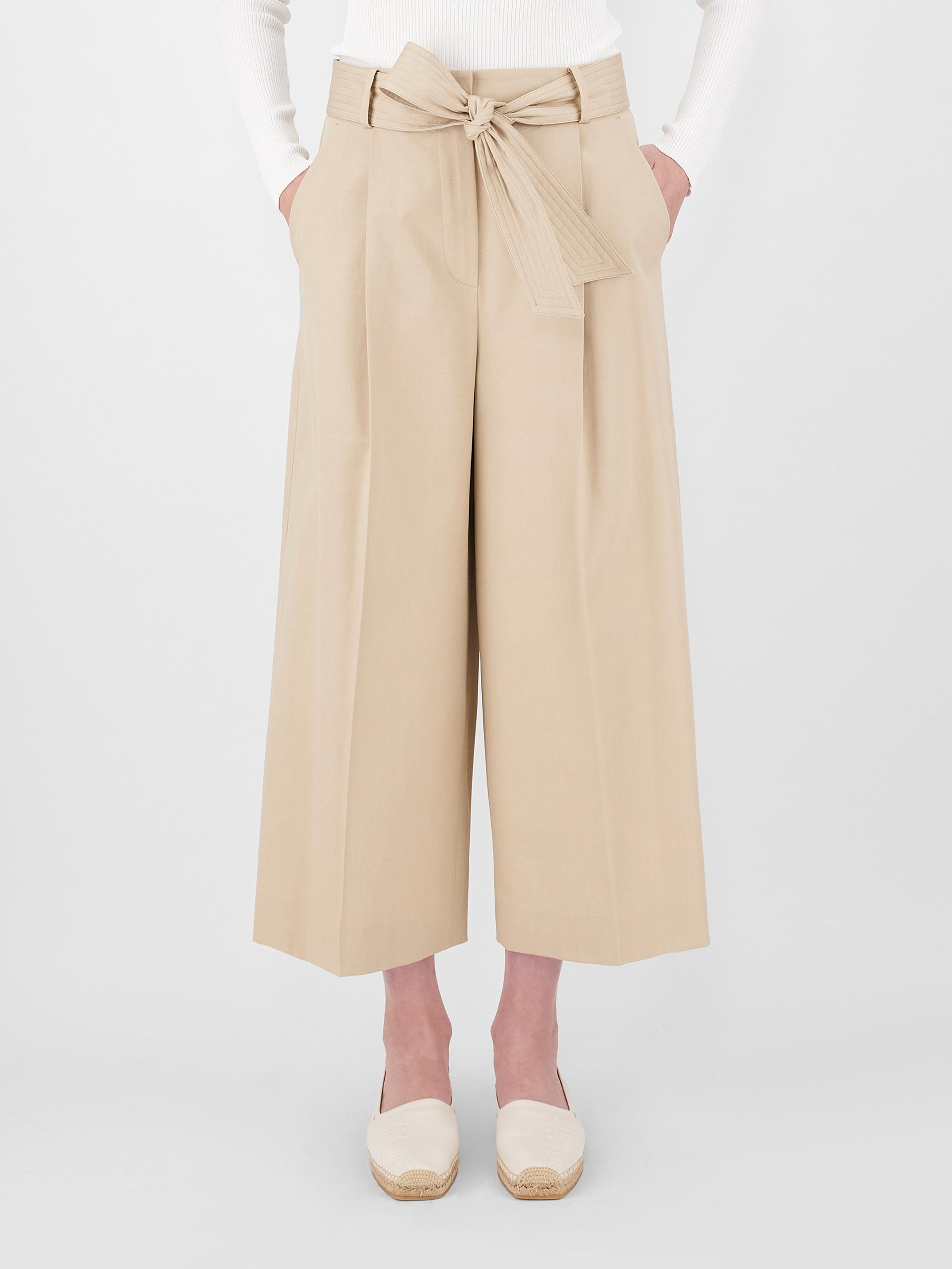 Pantaloni in cotone Max Mara