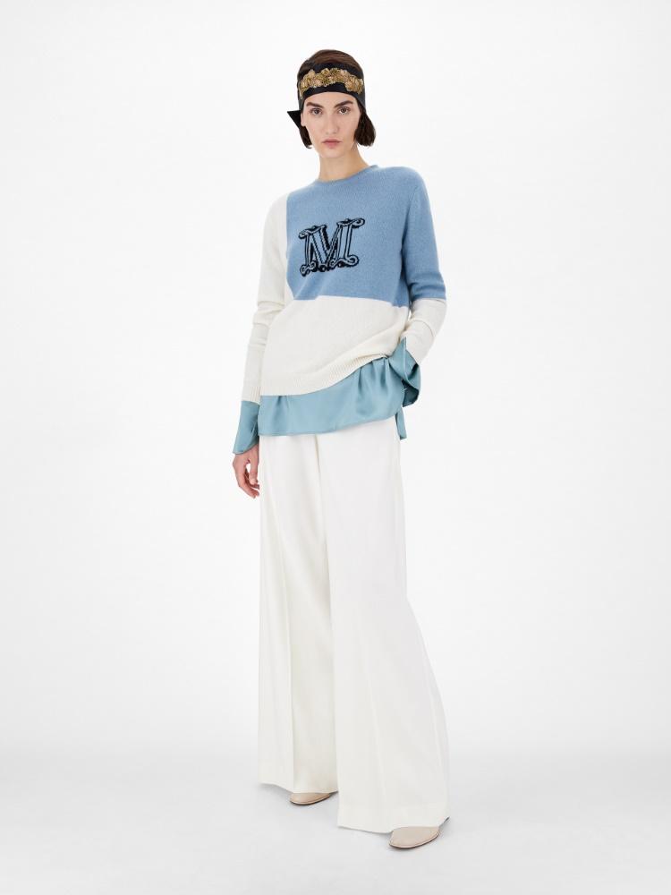 Pullover aus reinem Kaschmirgarn