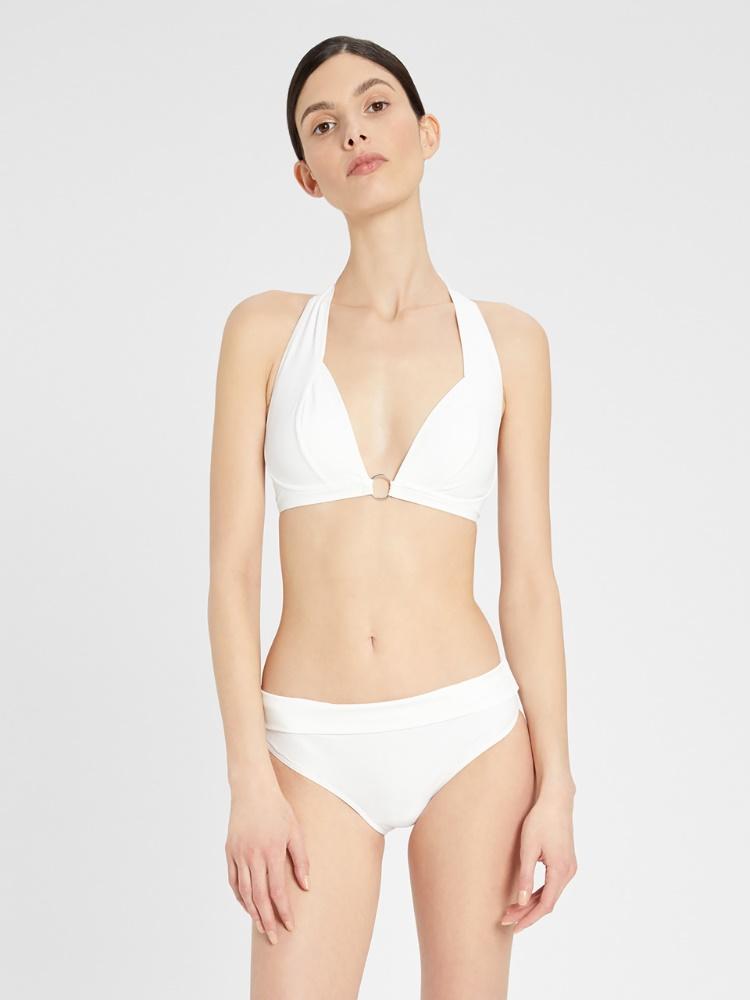 High waist bikini bottoms