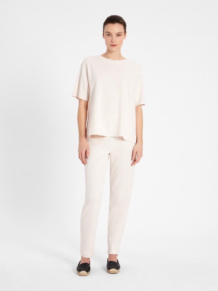 T-shirt en molleton de coton