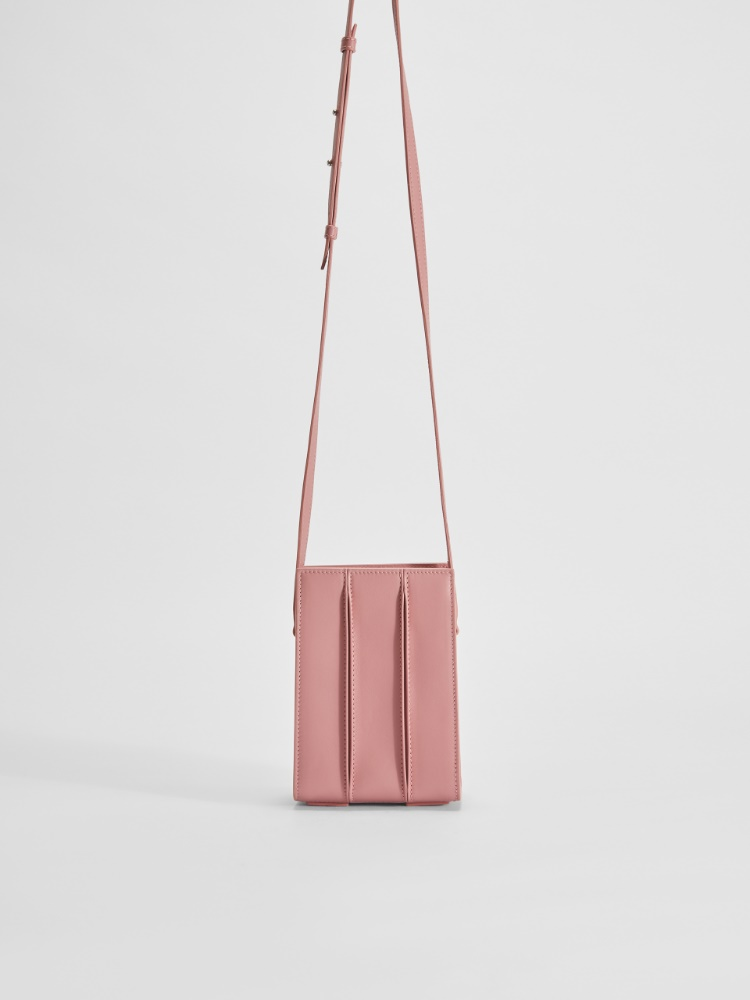 Mini Whitney Bag in leather