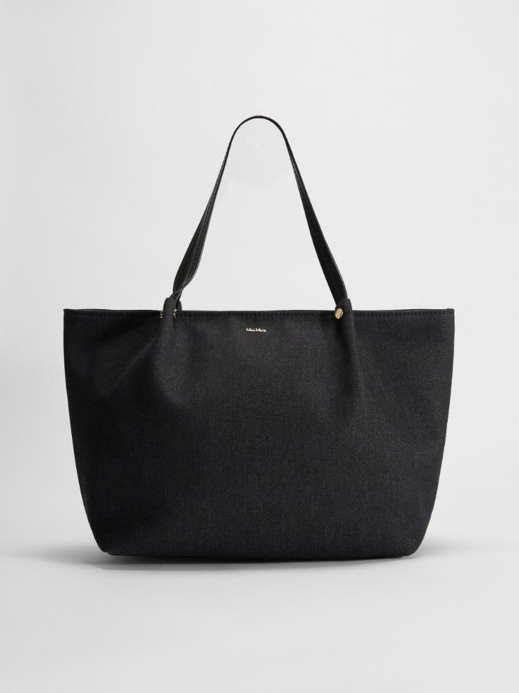 Shopping Bag in denim